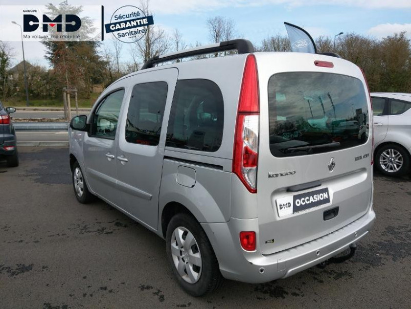 Renault Kangoo 1.5 Dci 110ch Energy Intens Euro6 - Visuel #3