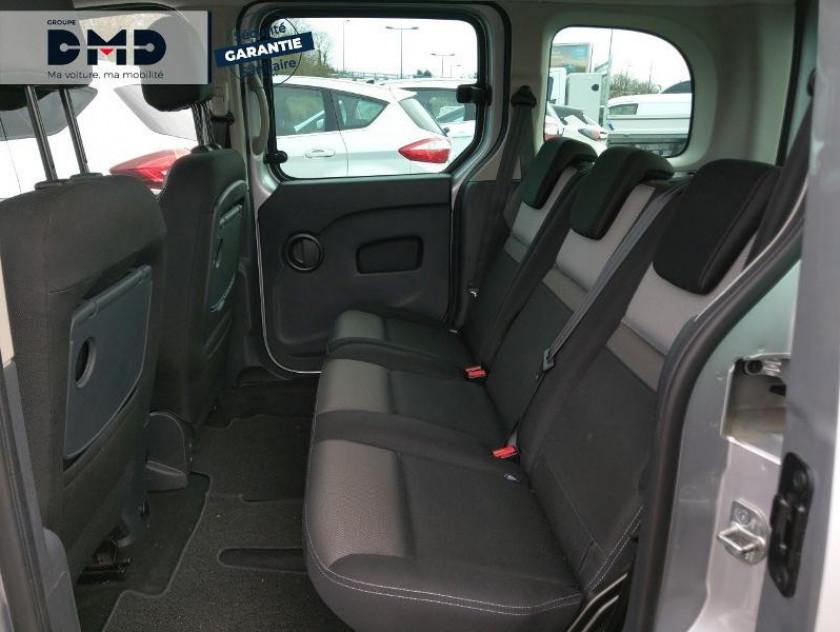 Renault Kangoo 1.5 Dci 110ch Energy Intens Euro6 - Visuel #10