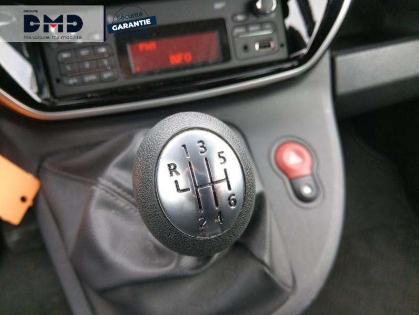 Renault Kangoo 1.5 Dci 110ch Energy Intens Euro6 - Visuel #8