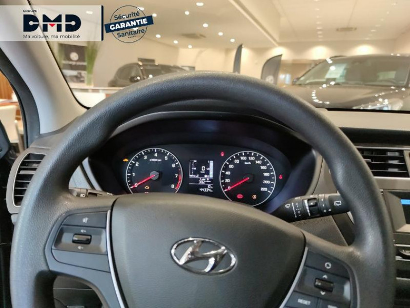 Hyundai I20 1.2 75ch Initia - Visuel #7