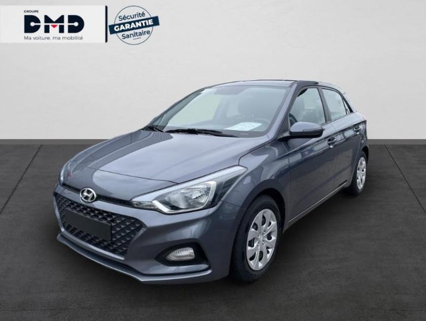 Hyundai I20 1.2 75ch Initia - Visuel #1