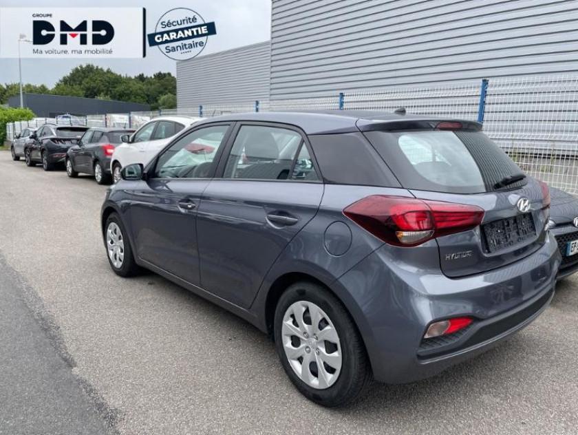 Hyundai I20 1.2 75ch Initia - Visuel #3