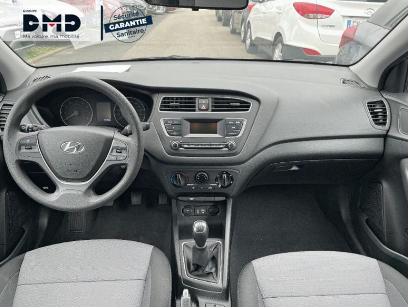 Hyundai I20 1.2 75ch Initia - Visuel #5