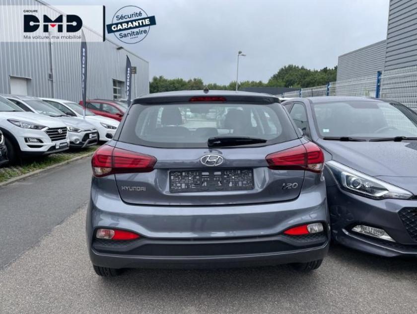 Hyundai I20 1.2 75ch Initia - Visuel #11