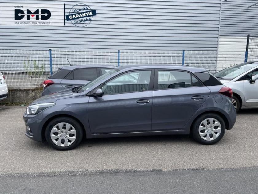 Hyundai I20 1.2 75ch Initia - Visuel #2