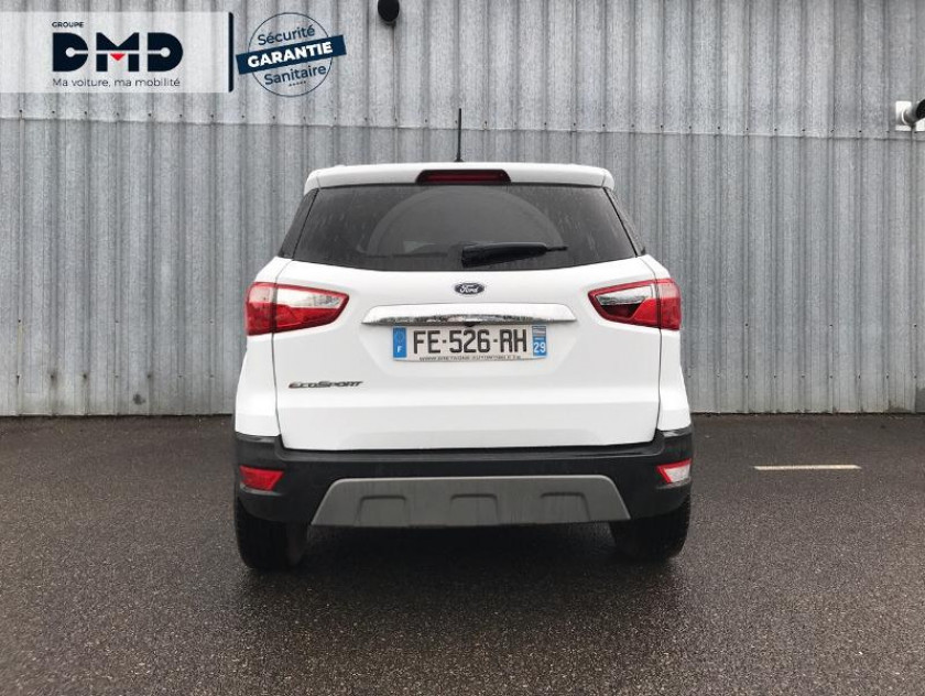 Ford Ecosport 1.0 Ecoboost 125ch Titanium Business Euro6.2 - Visuel #11
