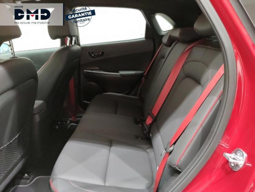 Hyundai Kona 1.0 T-gdi 120ch Fap Executive Euro6d-t Evap - Visuel #10