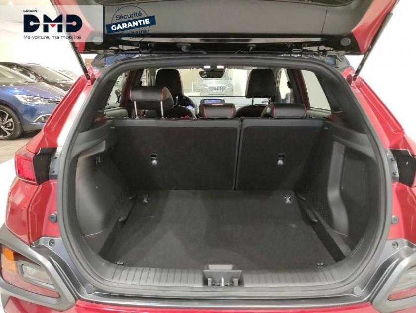Hyundai Kona 1.0 T-gdi 120ch Fap Executive Euro6d-t Evap - Visuel #12