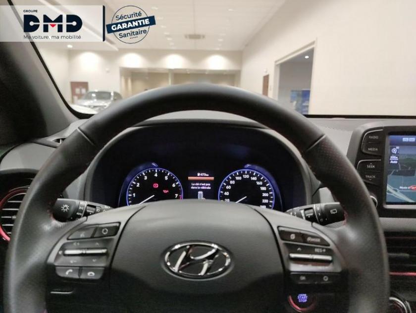Hyundai Kona 1.0 T-gdi 120ch Fap Executive Euro6d-t Evap - Visuel #7