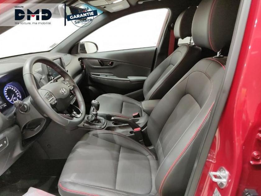 Hyundai Kona 1.0 T-gdi 120ch Fap Executive Euro6d-t Evap - Visuel #9
