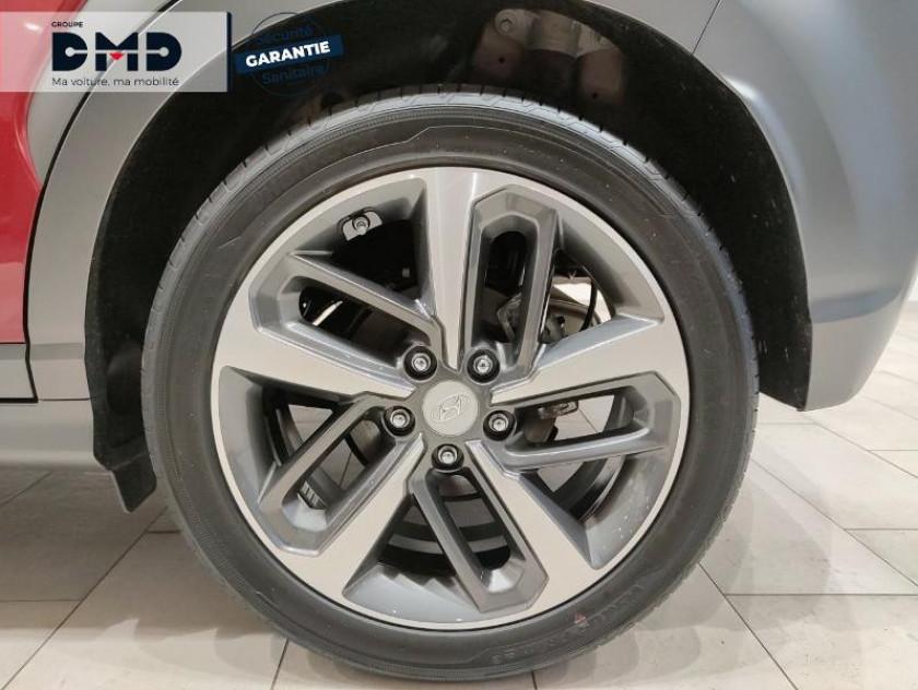 Hyundai Kona 1.0 T-gdi 120ch Fap Executive Euro6d-t Evap - Visuel #13