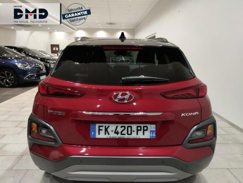 Hyundai Kona 1.0 T-gdi 120ch Fap Executive Euro6d-t Evap - Visuel #11