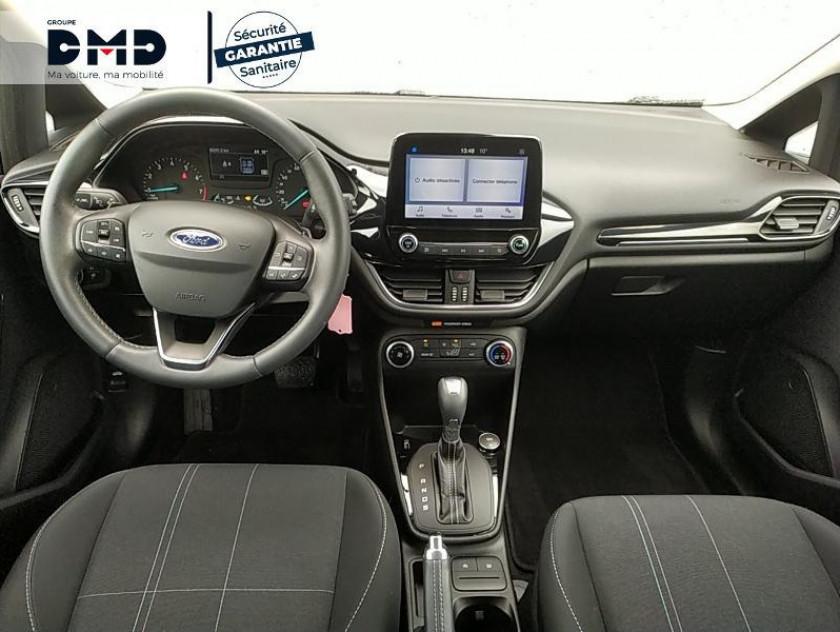 Ford Fiesta 1.0 Ecoboost 100ch Stop&start Trend Bva 5p Euro6.2 - Visuel #5