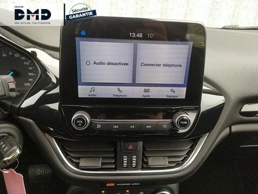 Ford Fiesta 1.0 Ecoboost 100ch Stop&start Trend Bva 5p Euro6.2 - Visuel #6