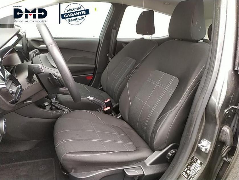 Ford Fiesta 1.0 Ecoboost 100ch Stop&start Trend Bva 5p Euro6.2 - Visuel #9