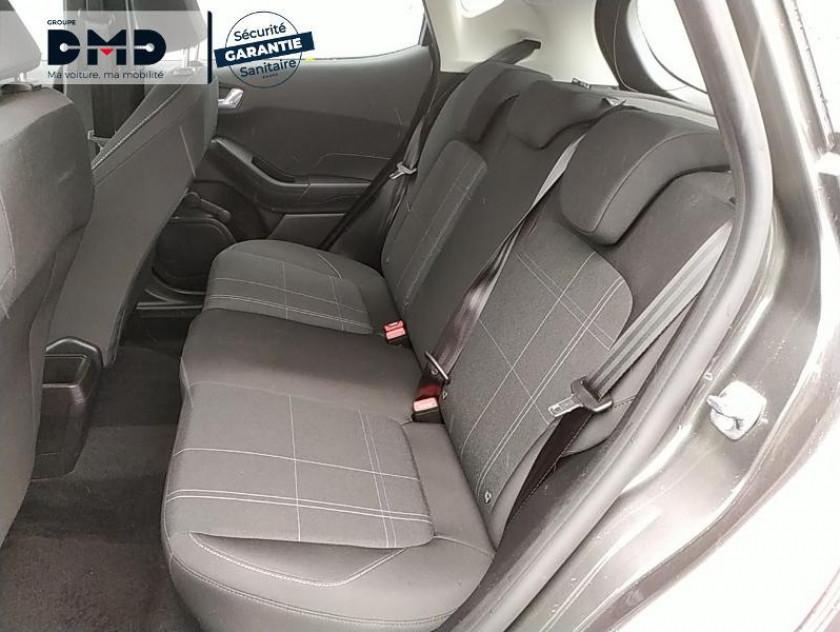 Ford Fiesta 1.0 Ecoboost 100ch Stop&start Trend Bva 5p Euro6.2 - Visuel #10