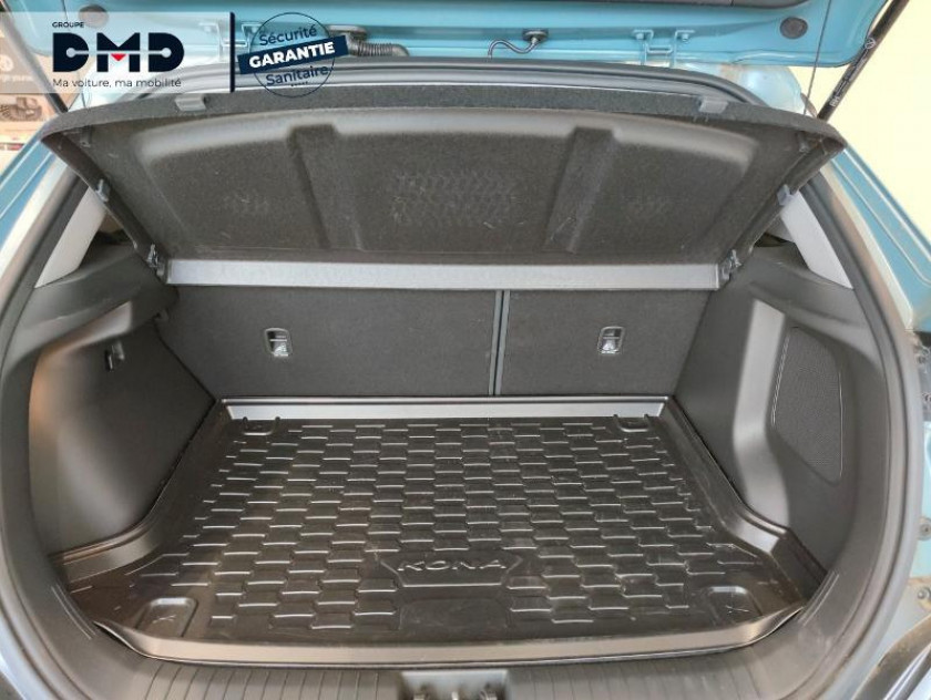 Hyundai Kona 1.6 T-gdi 177ch Fap Executive Dct-7 - Visuel #12