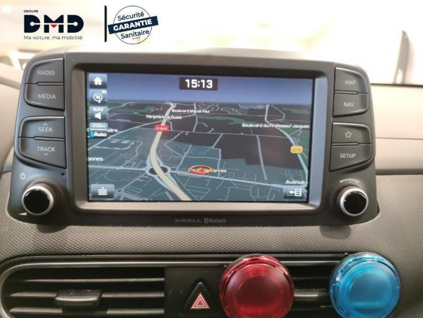 Hyundai Kona 1.6 T-gdi 177ch Fap Executive Dct-7 - Visuel #6
