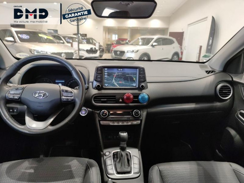 Hyundai Kona 1.6 T-gdi 177ch Fap Executive Dct-7 - Visuel #5