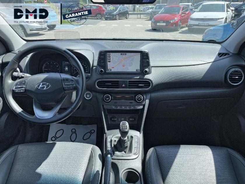 Hyundai Kona 1.0 T-gdi 120ch Fap Executive - Visuel #5