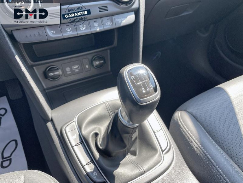 Hyundai Kona 1.0 T-gdi 120ch Fap Executive - Visuel #8