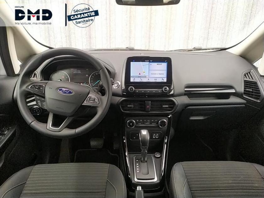 Ford Ecosport 1.0 Ecoboost 125ch Titanium Bva6 - Visuel #5
