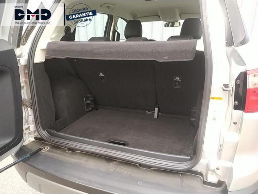 Ford Ecosport 1.0 Ecoboost 125ch Titanium Bva6 - Visuel #12