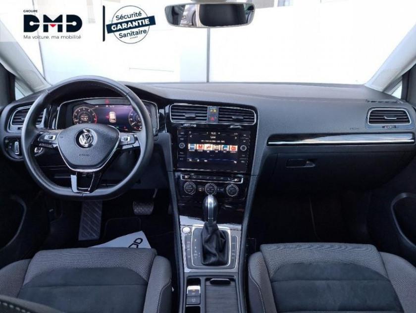 Volkswagen Golf 1.5 Tsi Evo 150ch Carat Dsg7 Euro6d-t 5p - Visuel #5