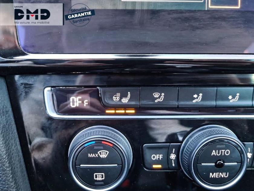 Volkswagen Golf 1.5 Tsi Evo 150ch Carat Dsg7 Euro6d-t 5p - Visuel #14