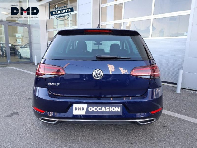 Volkswagen Golf 1.5 Tsi Evo 150ch Carat Dsg7 Euro6d-t 5p - Visuel #11