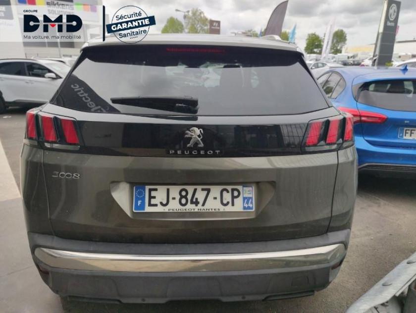 Peugeot 3008 1.6 Bluehdi 120ch Allure S&s - Visuel #11