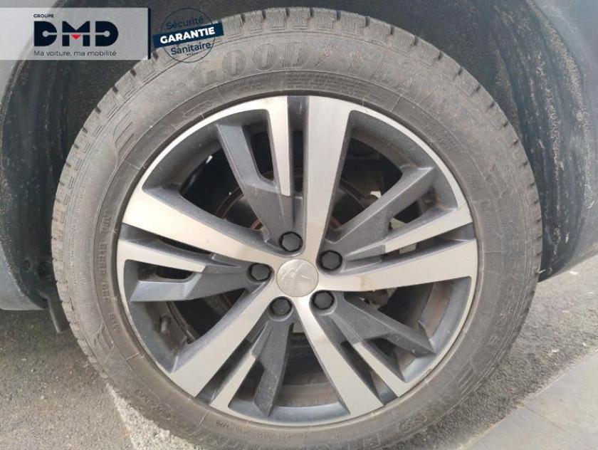 Peugeot 3008 1.6 Bluehdi 120ch Allure S&s - Visuel #13