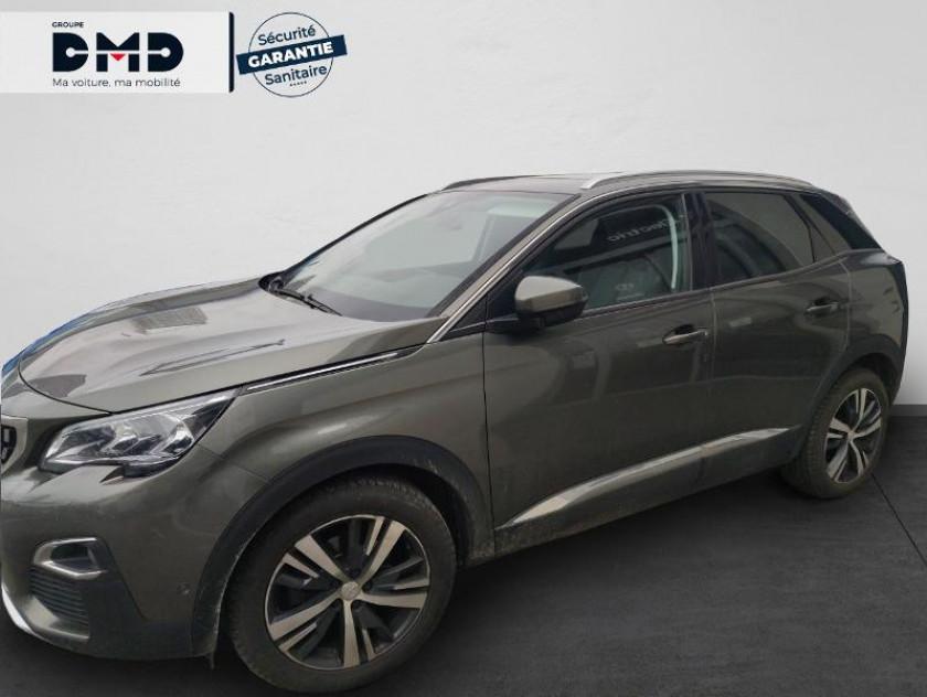 Peugeot 3008 1.6 Bluehdi 120ch Allure S&s - Visuel #1