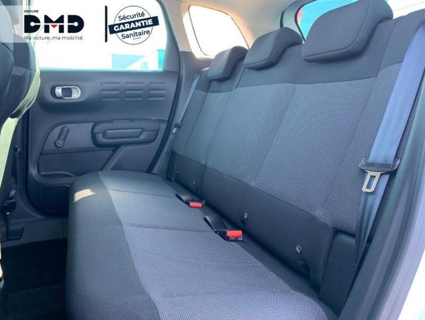 Citroen C3 Aircross Puretech 110ch S&s Feel Eat6 - Visuel #10