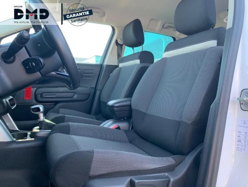 Citroen C3 Aircross Puretech 110ch S&s Feel Eat6 - Visuel #9
