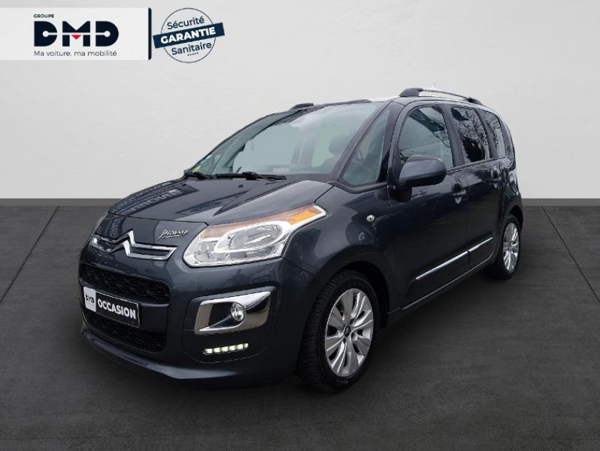 Citroen C3 Picasso 1.6 Hdi115 Exclusive - Visuel #1