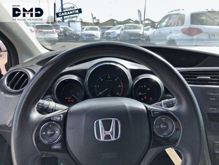 Honda Civic 1.6 I-dtec 120ch Executive - Visuel #7
