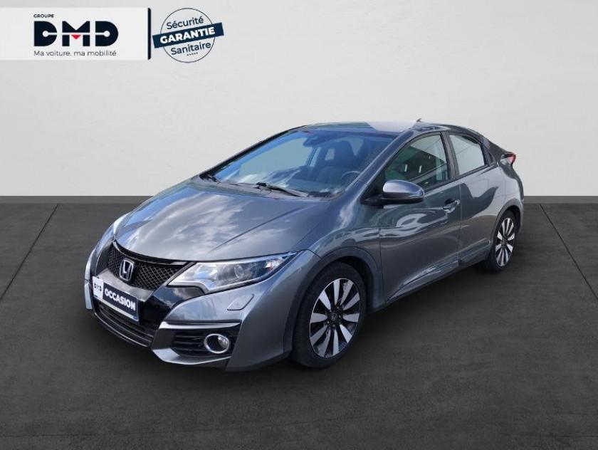 Honda Civic 1.6 I-dtec 120ch Executive - Visuel #1