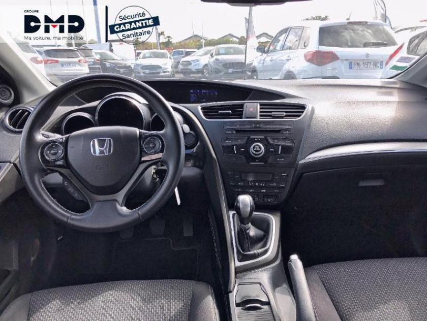 Honda Civic 1.6 I-dtec 120ch Executive - Visuel #5