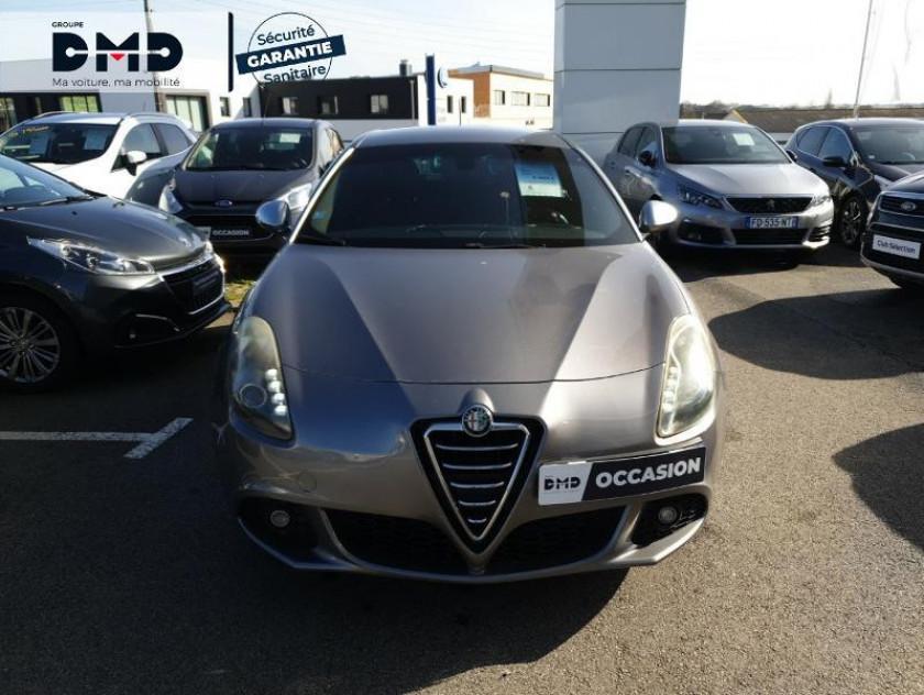 Alfa Romeo Giulietta 1.6 Jtdm105 Super Stop&start - Visuel #4
