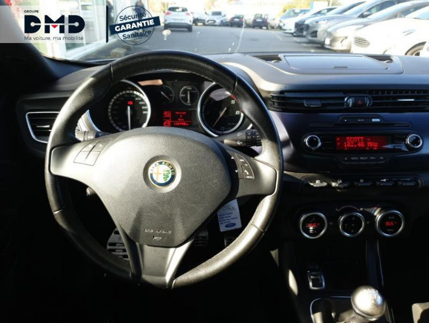Alfa Romeo Giulietta 1.6 Jtdm105 Super Stop&start - Visuel #5