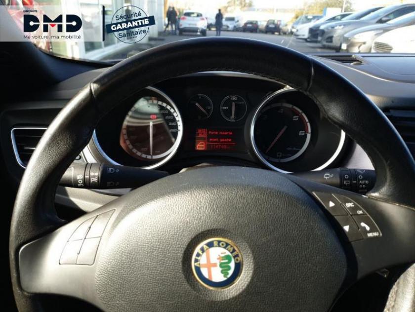 Alfa Romeo Giulietta 1.6 Jtdm105 Super Stop&start - Visuel #7