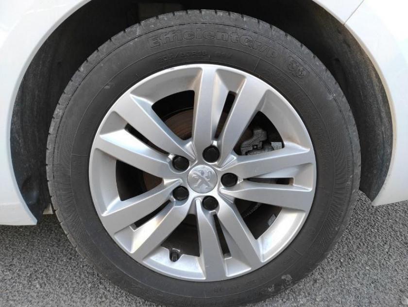 Peugeot 308 Sw 1.5 Bluehdi 130ch S&s Allure Business Eat8 - Visuel #13