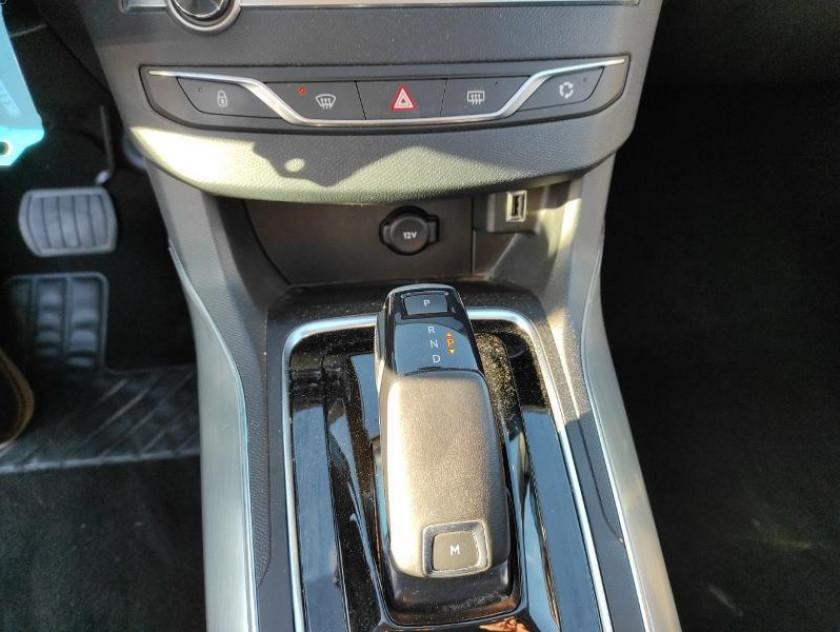Peugeot 308 Sw 1.5 Bluehdi 130ch S&s Allure Business Eat8 - Visuel #8