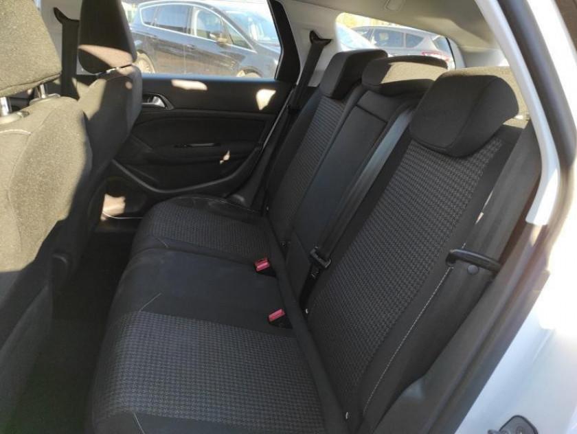 Peugeot 308 Sw 1.5 Bluehdi 130ch S&s Allure Business Eat8 - Visuel #10