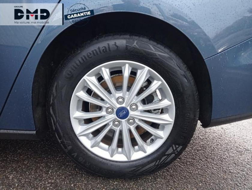 Ford Focus Sw 1.5 Ecoblue 120ch Titanium Bva - Visuel #13