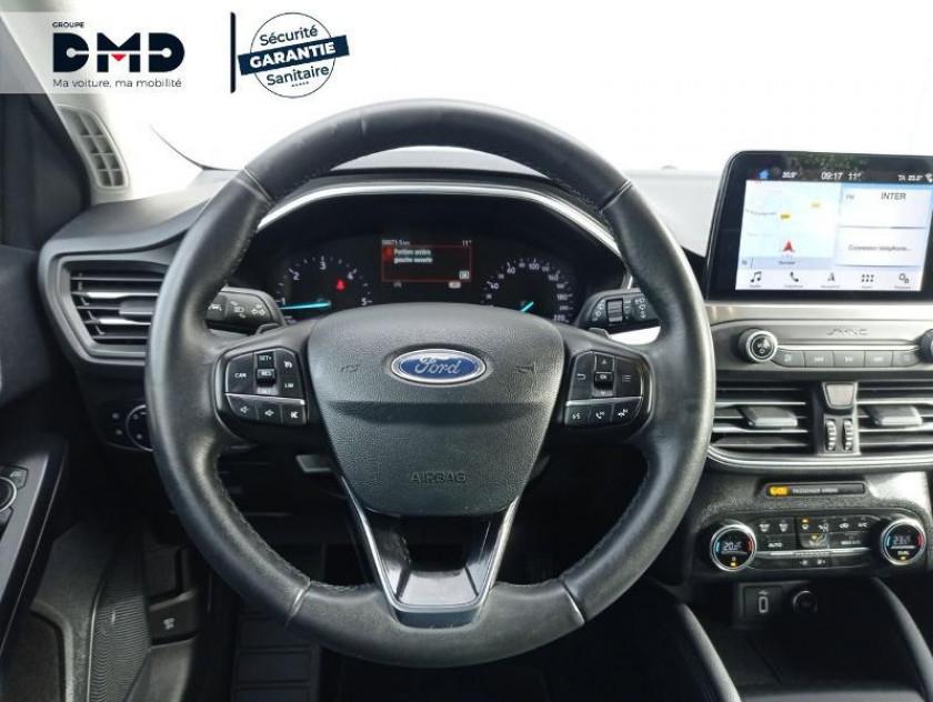 Ford Focus Sw 1.5 Ecoblue 120ch Titanium Bva - Visuel #7
