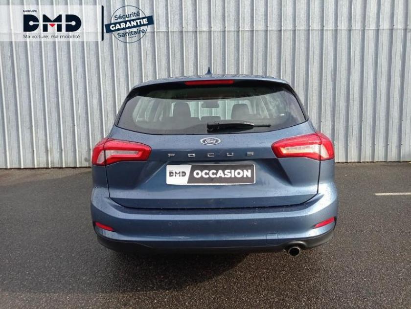 Ford Focus Sw 1.5 Ecoblue 120ch Titanium Bva - Visuel #11
