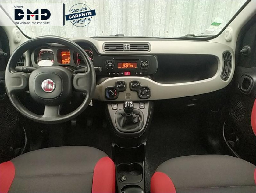 Fiat Panda 1.2 8v 69ch Easy - Visuel #5
