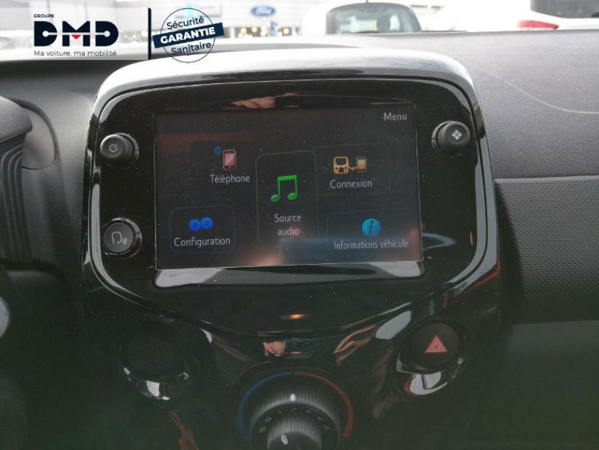 Citroen C1 Airscape Vti 72 S&s Feel 5p E6.d-temp - Visuel #6